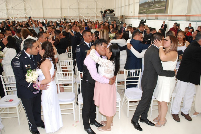 Celebra GCDMX 290 matrimonios con El Abogado en tu Casa