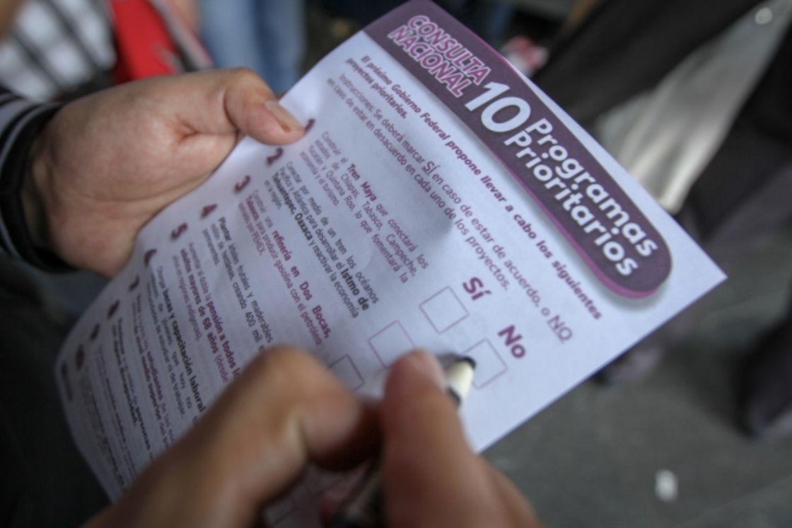 Sí a Tren Maya, gana en Segunda Consulta Popular