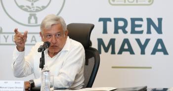 Comunidades Indígenas rechazan Tren Maya