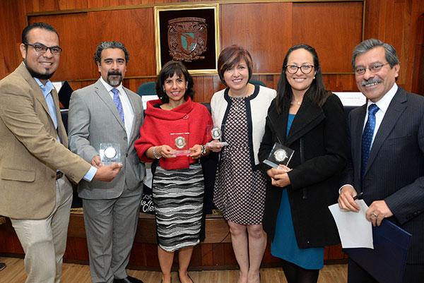 Investigaciones sobre diabetes y cáncer pulmonar reciben Premio Aida Weiss-PUIS-UNAM
