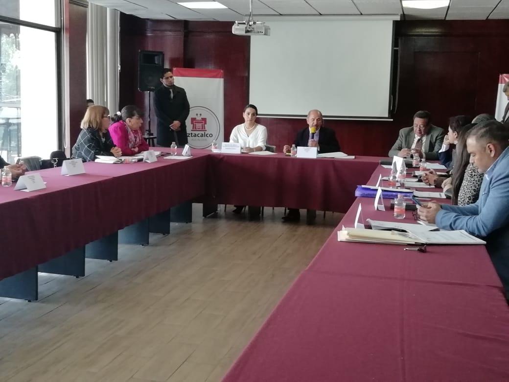 Consejo de Iztacalco aprueba el presupuesto 2019