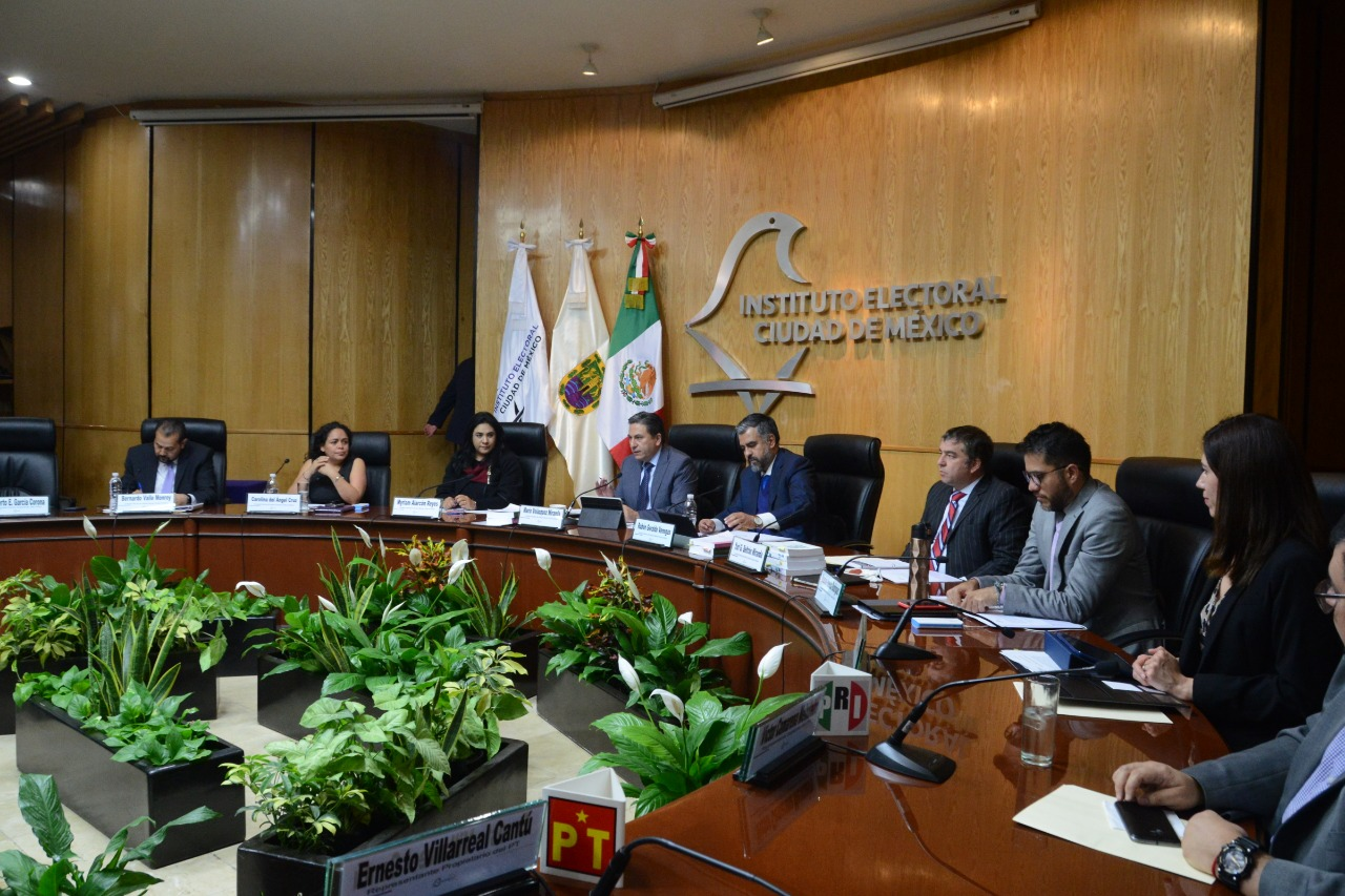 Declara IECM pérdida de derechos y prerrogativas en el ámbito local del otrora partido político nacional denominado Nueva Alianza