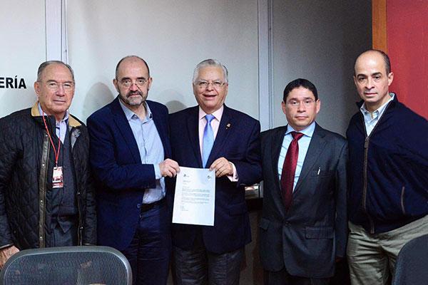 Certificado Internacional para Posgrado en Construcción de la UNAM