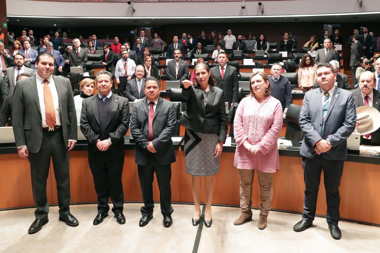 Ratifican a Imelda Carlos Basurto como Magistrada del Tribunal Unitario Agrario