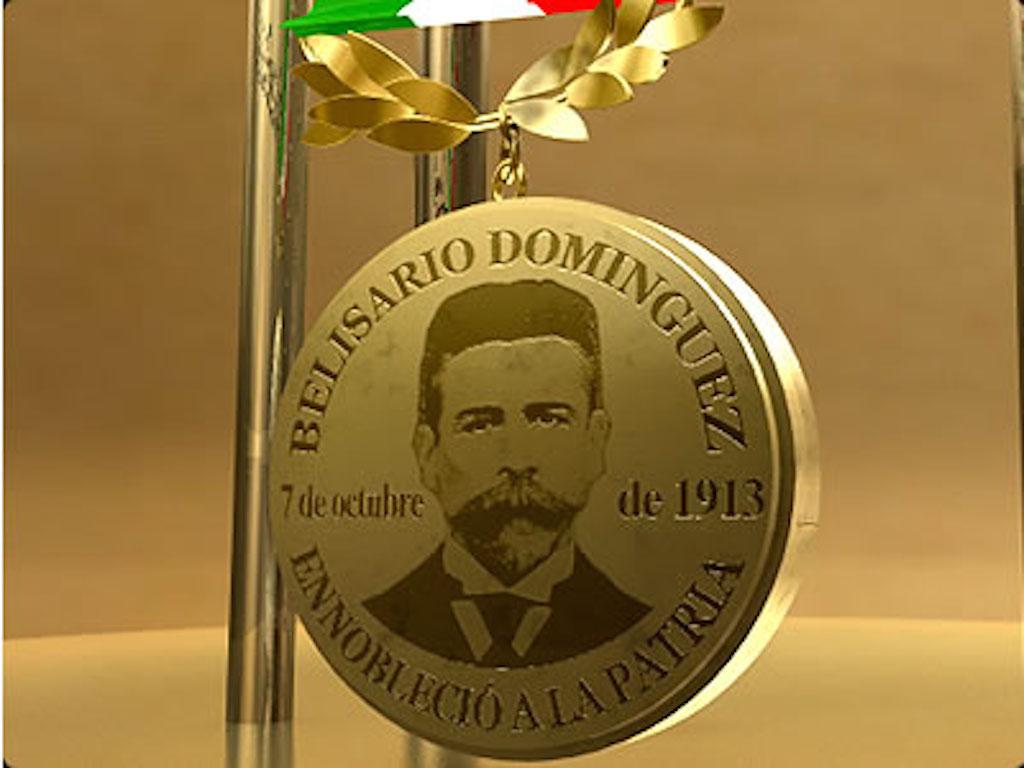 Cierran recepción de propuestas para la Medalla Belisario Domínguez