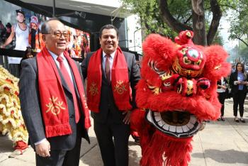 IMPULSARÁN COOPERACIÓN E INTERCAMBIO CULTURAL ENTRE MÉXICO Y CHINA