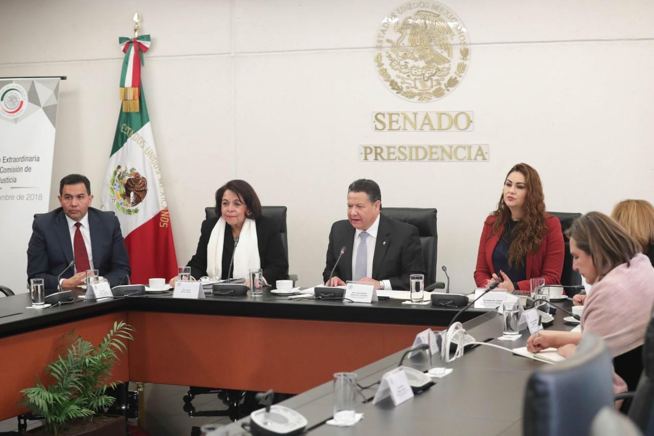 GUARDIA NACIONAL NO DEBE ESTAR SOMETIDA AL PODER MILITAR, CONSIDERA MAYA GARCÍA