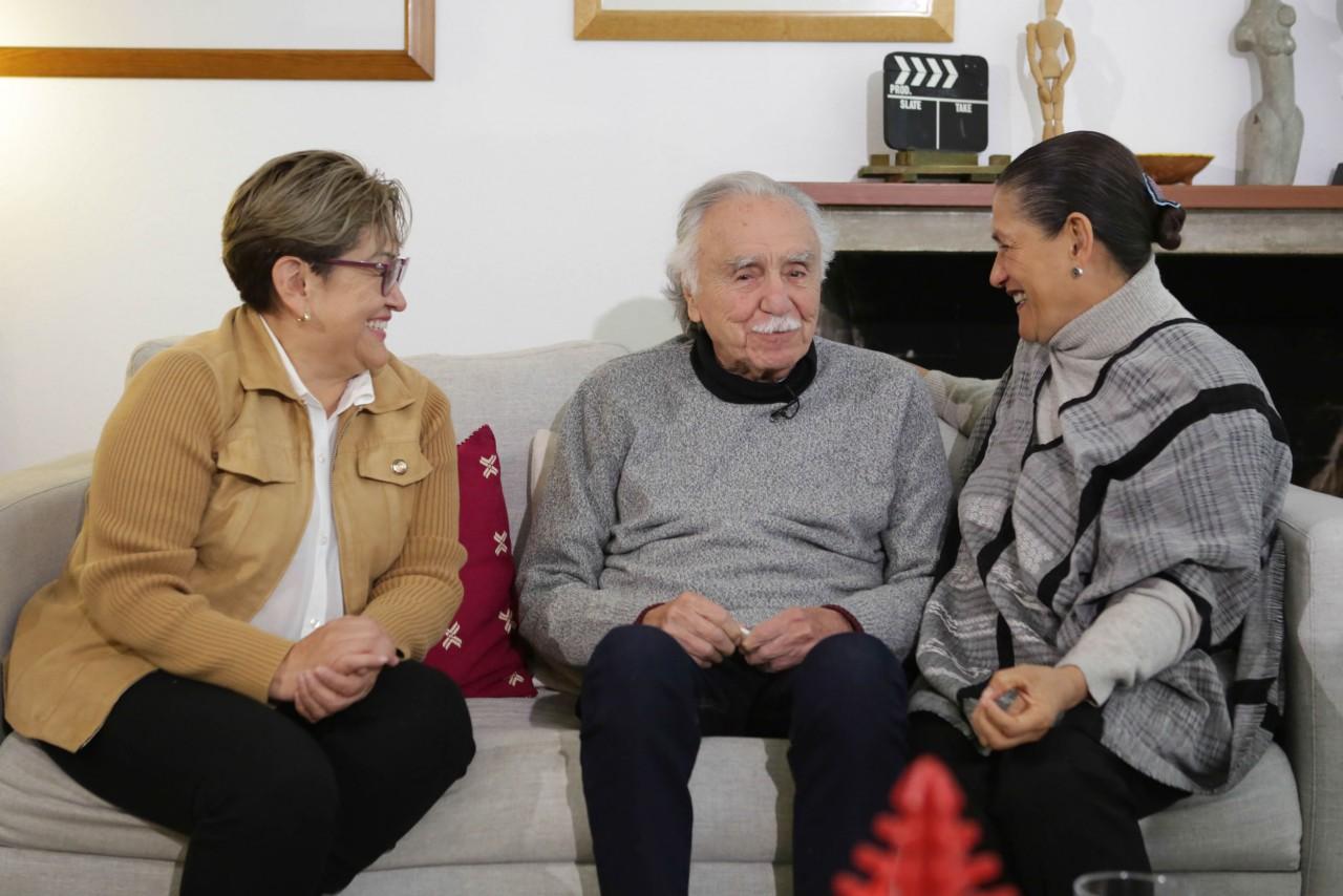 NOTIFICAN A CARLOS PAYÁN QUE RECIBIRÁ LA MEDALLA BELISARIO DOMÍNGUEZ