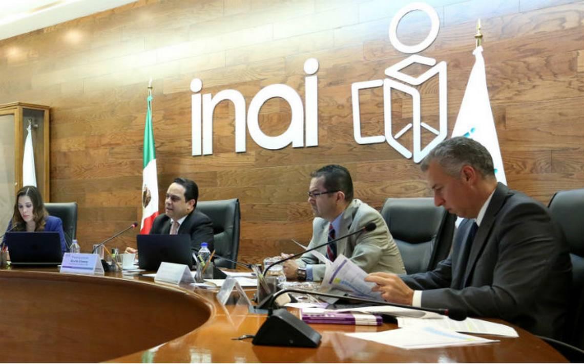 Respeta Gobierno Federal presupuesto del INAI