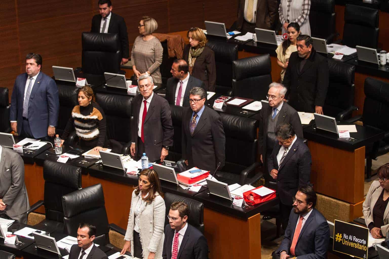En el Senado, posponen votación para ministro de la Corte