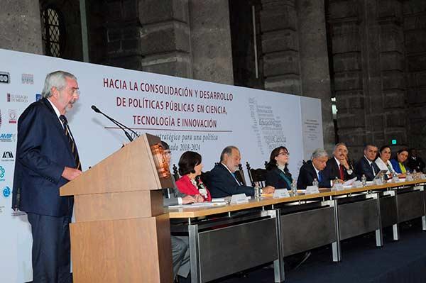 La UNAM, preocupada por el voto informado en las elecciones de 2018