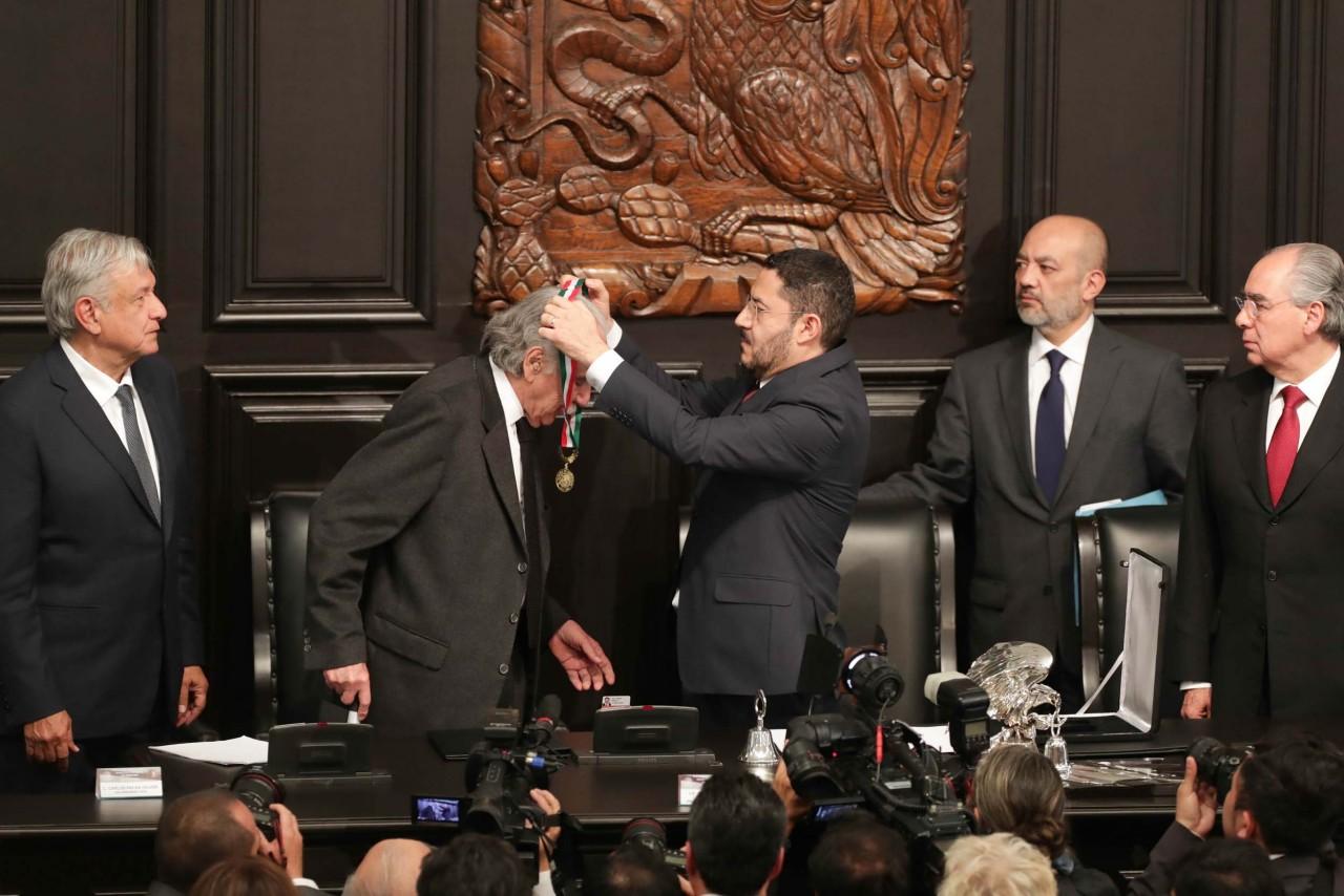 Ante resurgimiento del fascismo en el mundo, muchos ven a México con esperanza: Carlos Payán