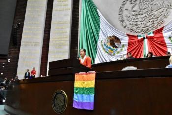 Aprueba Comisión minuta que brinda seguridad social a cónyuges y concubinos del mismo sexo