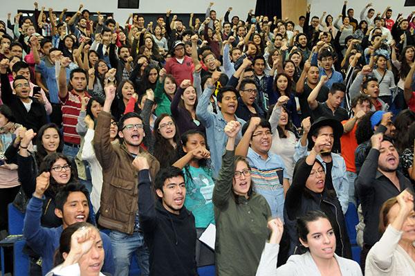 La UNAM reafirma su internacionalización