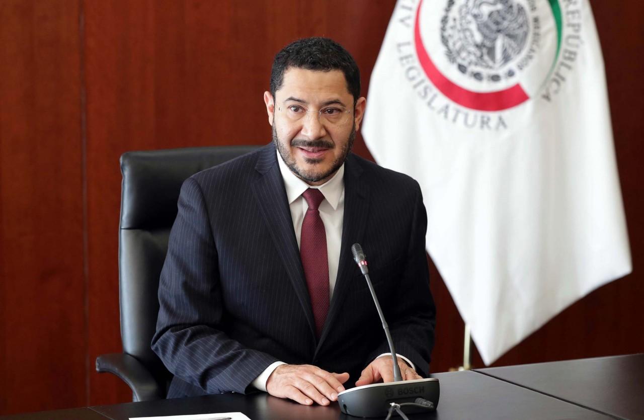 Guardia Nacional y Fiscal General, temas urgentes para enfrentar problemas de inseguridad: Martí Batres