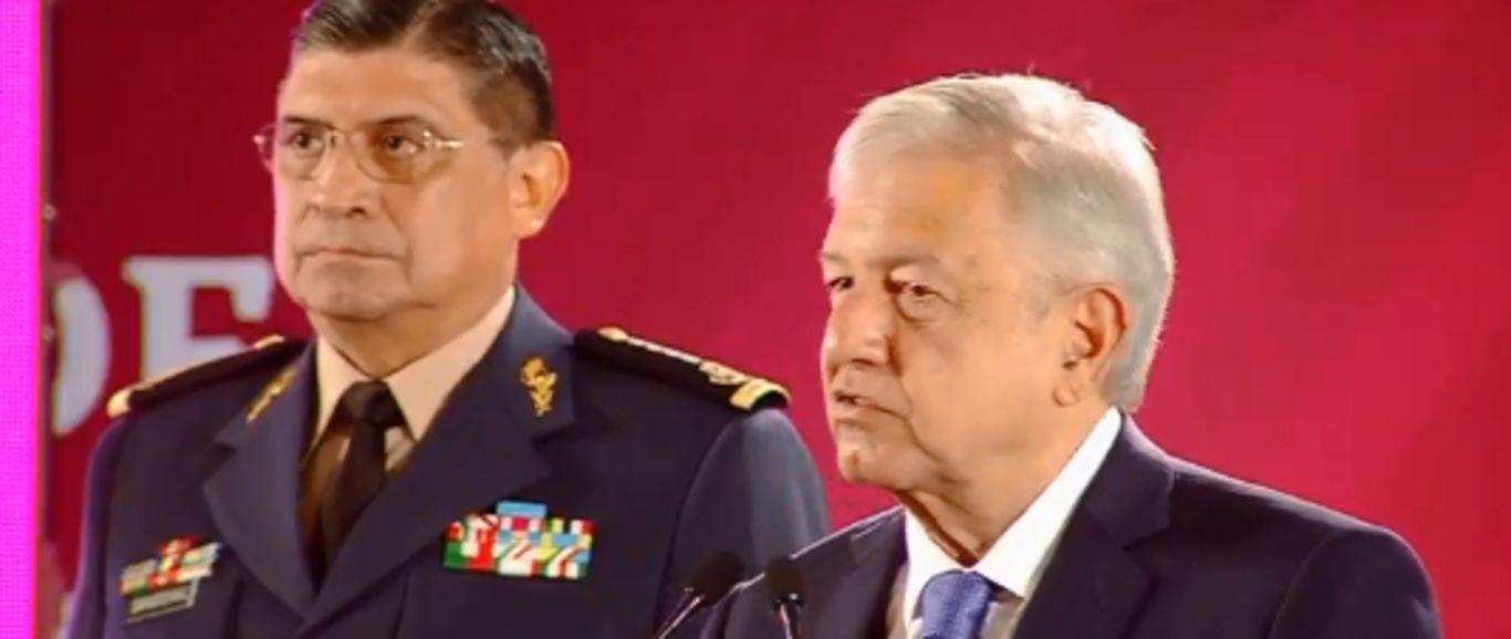 AMLO lanza convocatoria para integrar Guardia Civil