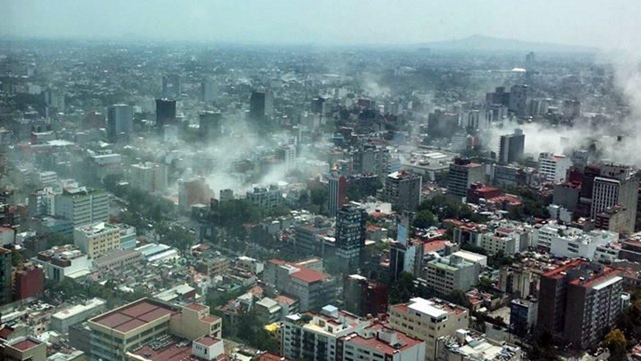 Revela UNAM causas de microsismos en la capital