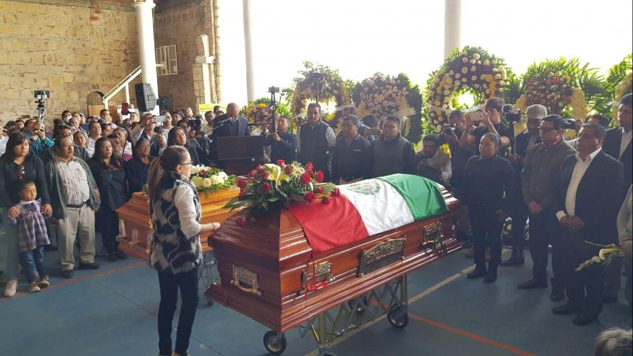 En Oaxaca, vinculan a proceso a presunto homicida de alcalde