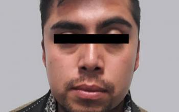 Vinculan a proceso a presunto feminicida de Camila