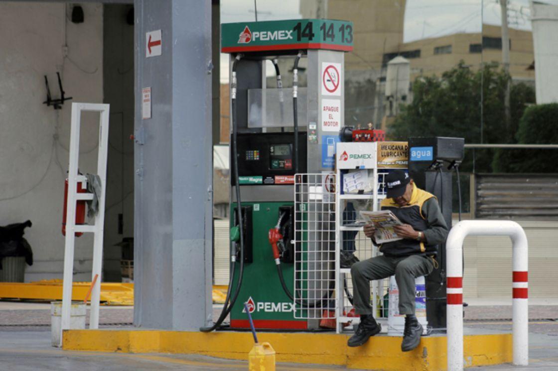Pega a la Ciudad de México desabasto de gasolina