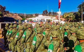 Guerrero, a favor de la Guardia Nacional