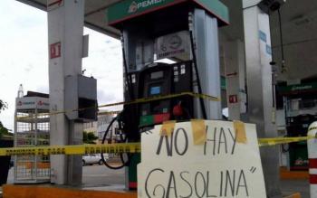 Contabiliza CDMX 85 gasolineras con desabasto