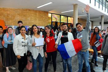 La UNAM fortalece su internacionalización