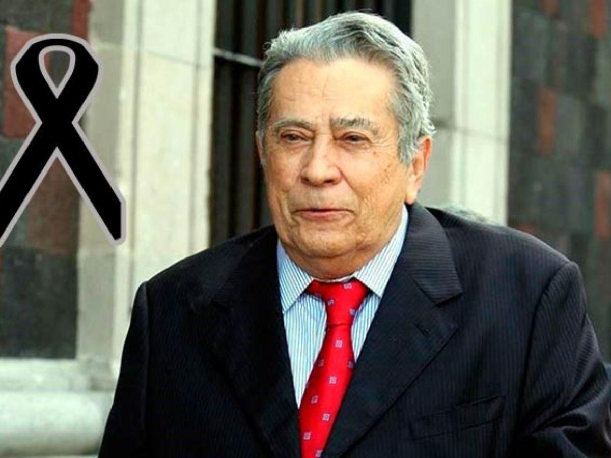 Falleció esta mañana ex gobernador Alfredo Del Mazo González