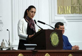 Presenta Claudia Sheinbaum Pardo el plan de trabajo para fortalecer la Justicia Cívica en la Ciudad de México