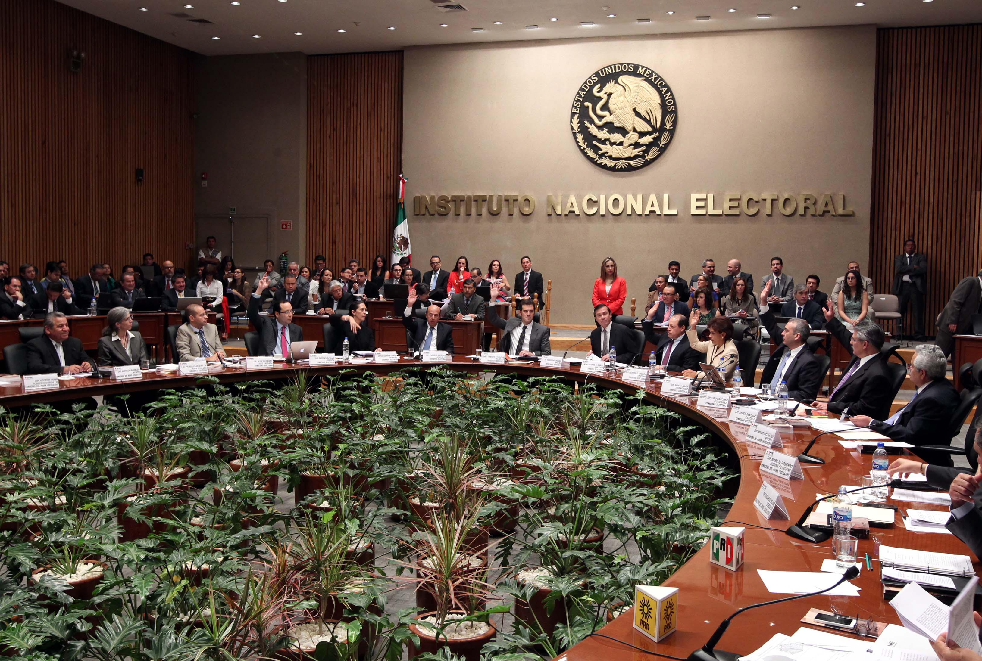 Aprueban financiamiento a partidos políticos CDMX