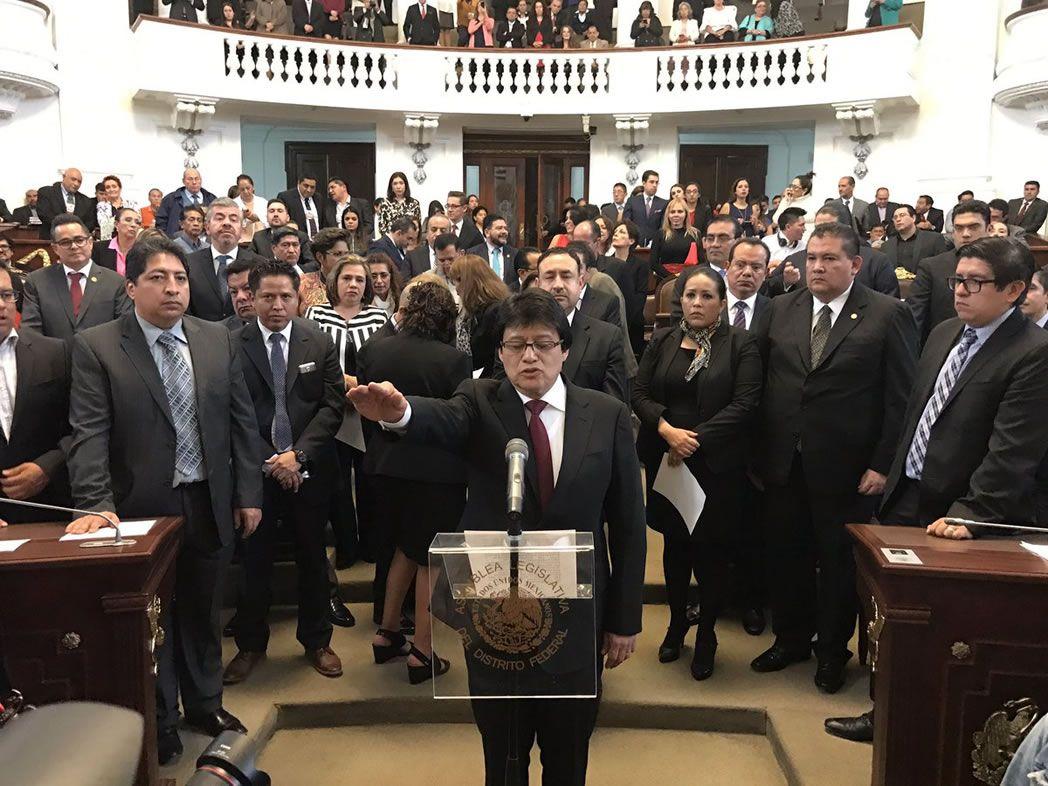 Sin comprobar 5.7 mdp para construcción de juzgados orales en la Ciudad de México