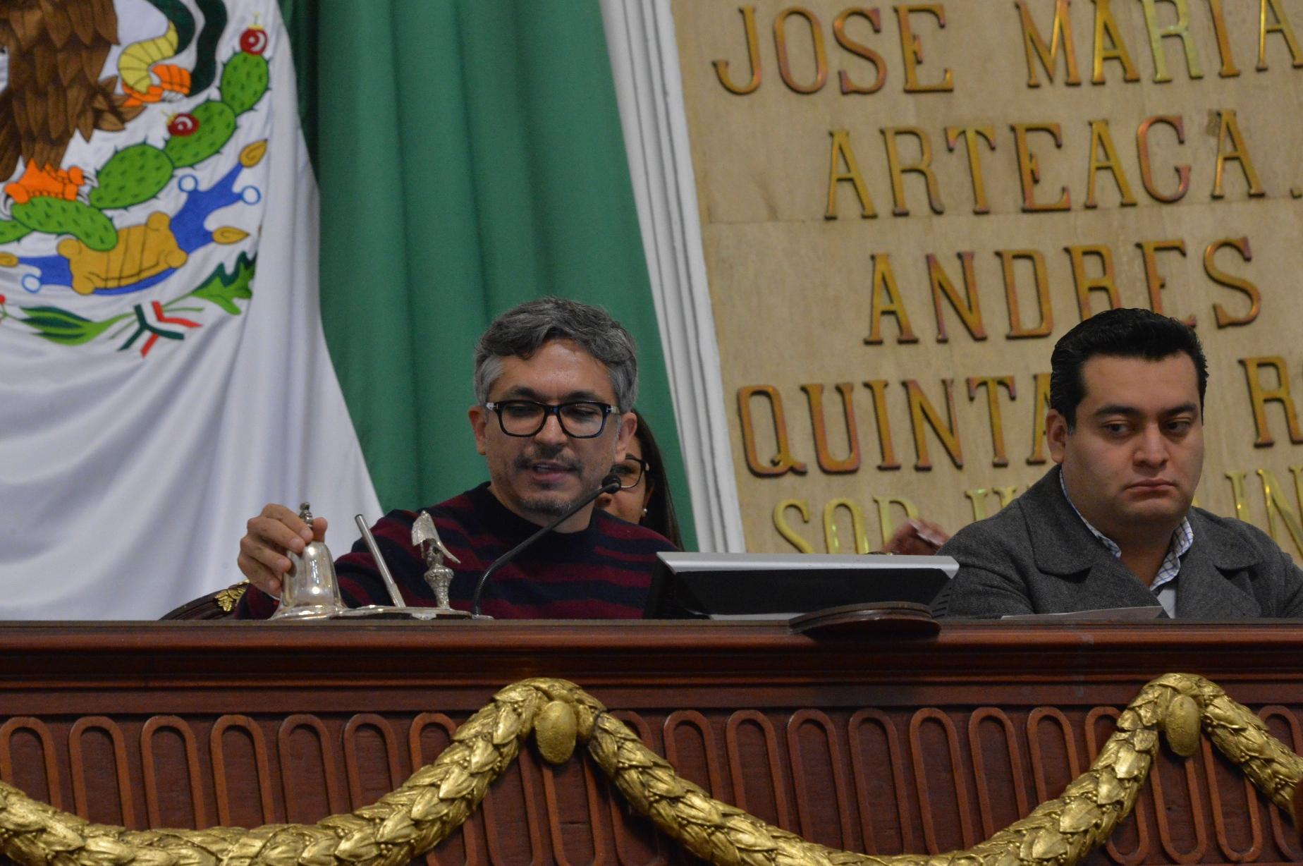 Instalan la Comisión Permanente correspondiente al Primer Receso del Primer Año de Ejercicio del Congreso de la Ciudad de México