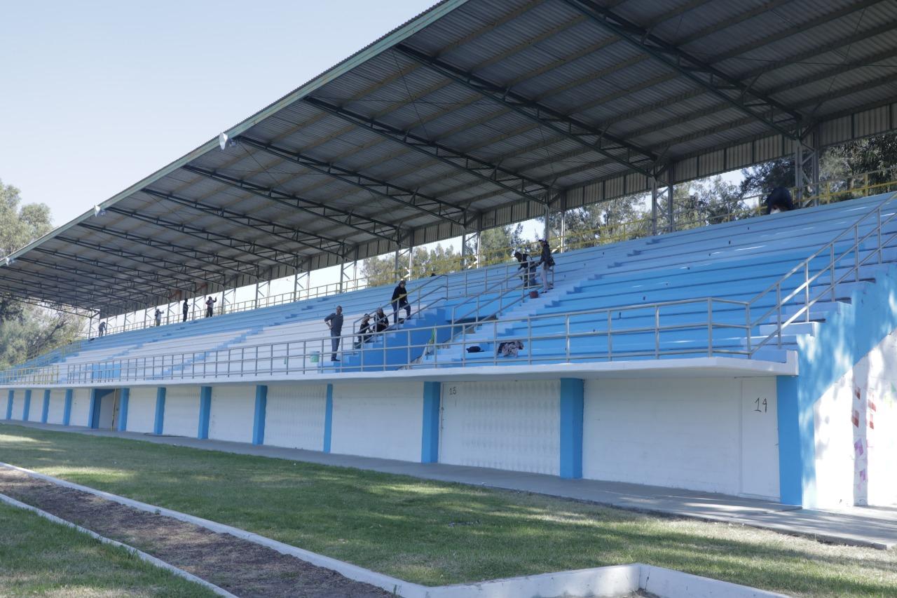 Recupera Alcaldía Gustavo A. Madero más de 200 mil metros cuadrados de áreas deportivas