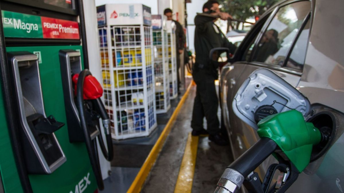 Automovilistas respetan esquema para cargar gas en la CDMX