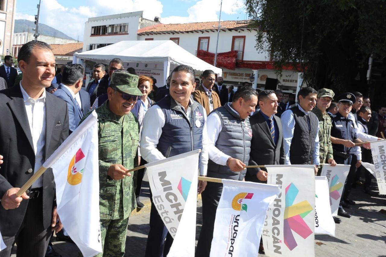 Arranca coordinación regional en Michoacán
