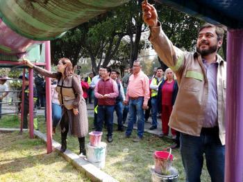 Acuerdan Azcapotzalco y Naucalpan Coordinación Metropolitana