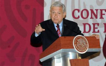 Asegura AMLO que operativo en ductos de Pemex será permanente