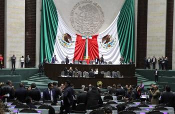 Oposición en San Lázaro se niega a Guardia Nacional