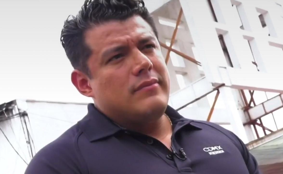Consigue Ismael Figueroa amparo para no ser detenido