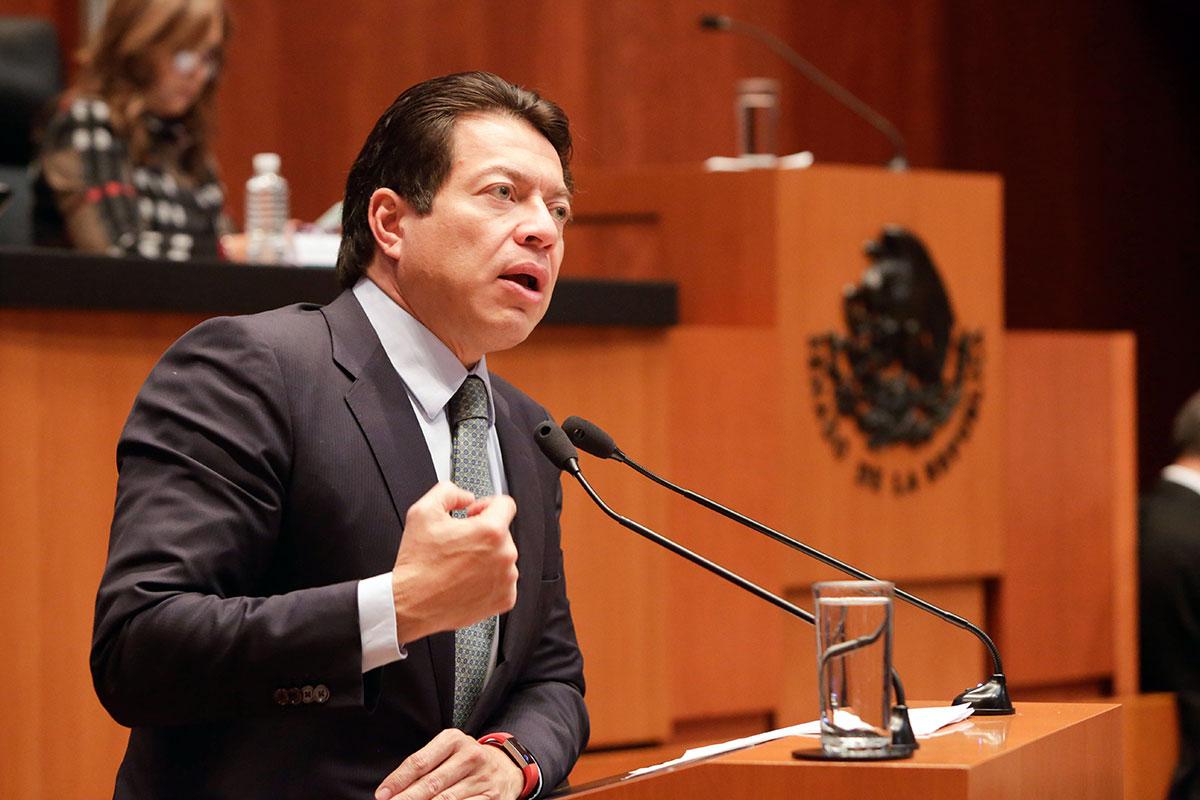 Cámara de Diputados a favor de cambios propuestos por AMLO a GN