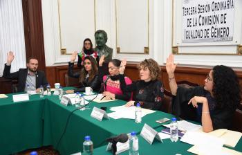 Eligen a las 132 integrantes del Primer Parlamento de Mujeres de la Ciudad de México 2019