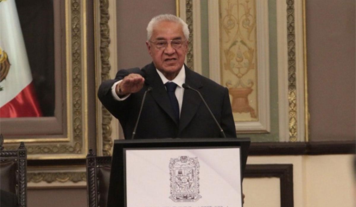 Eligen a Guillermo Pacheco Pulido como gobernador interino en Puebla