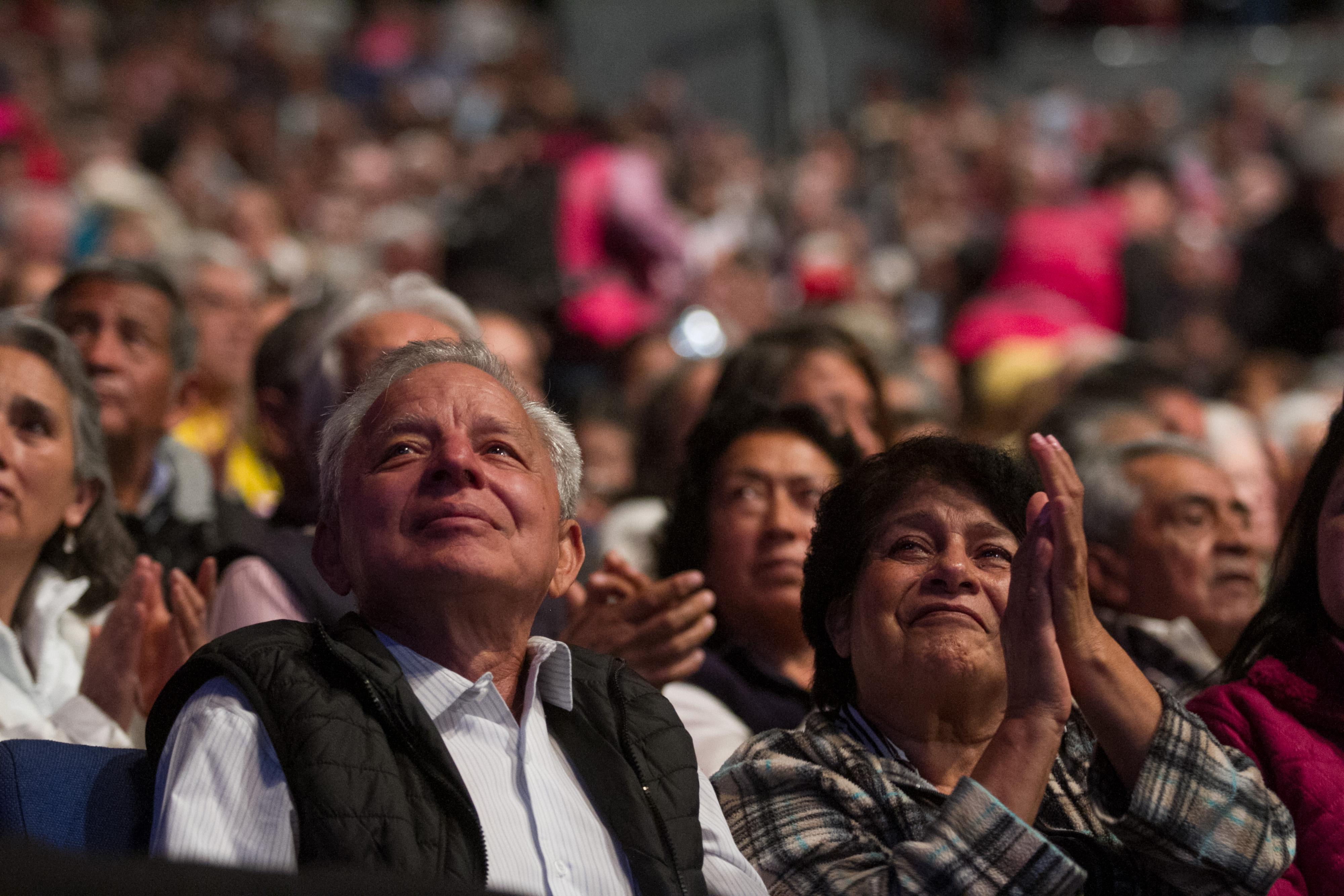 Pensión de adultos mayores llega a capitalinos