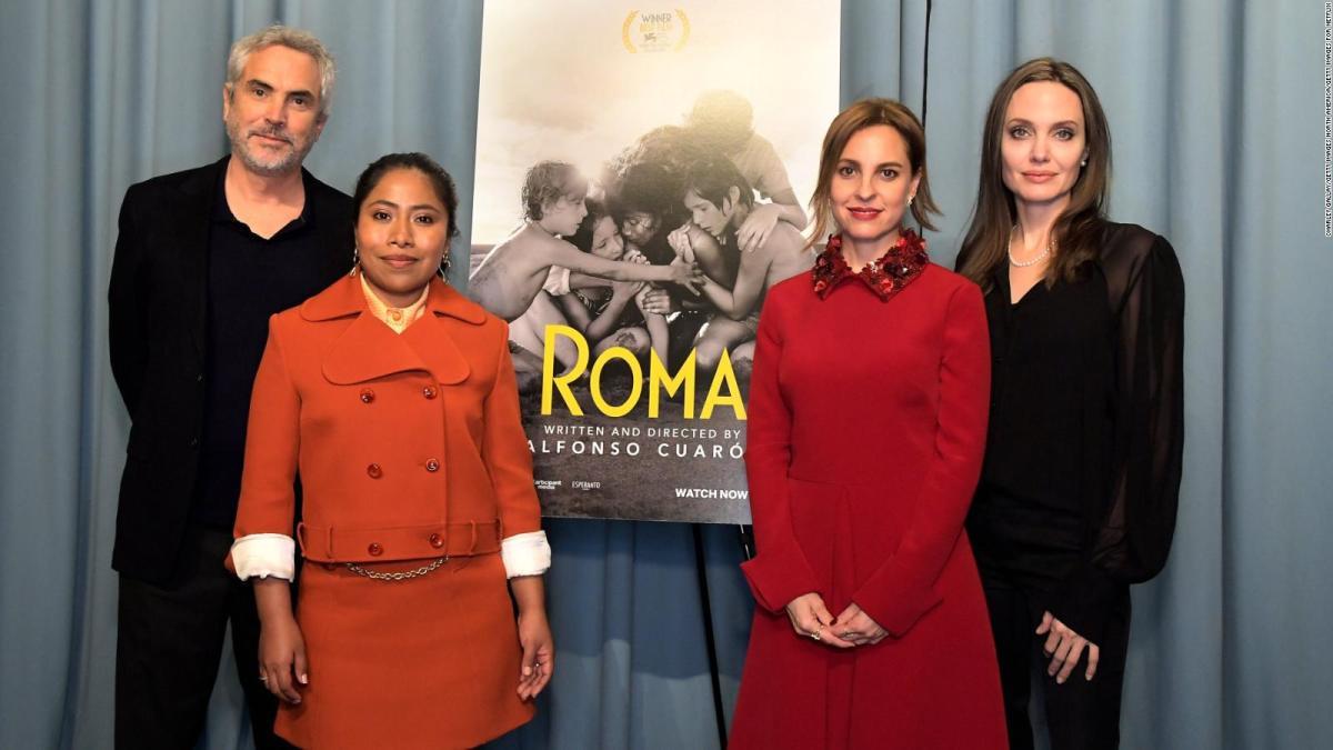 Roma es nominada en 10 categorías de Premios Óscar