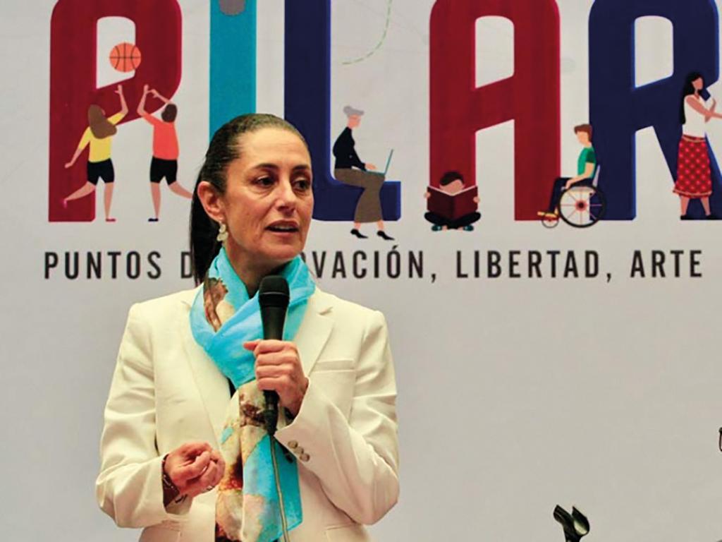 Inaugura Gobierno de la Ciudad de México curso para formación de promotores educativos en los Pilares