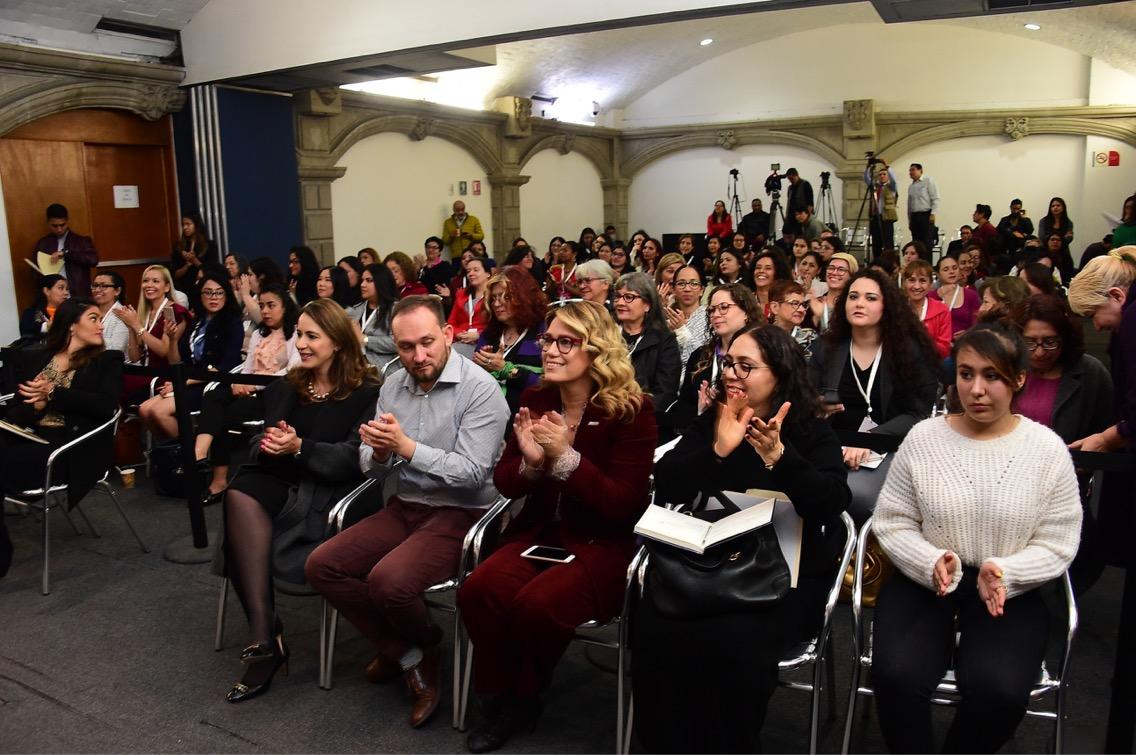 Inicia actividades el Primer Parlamento de Mujeres de la Ciudad de México 2019