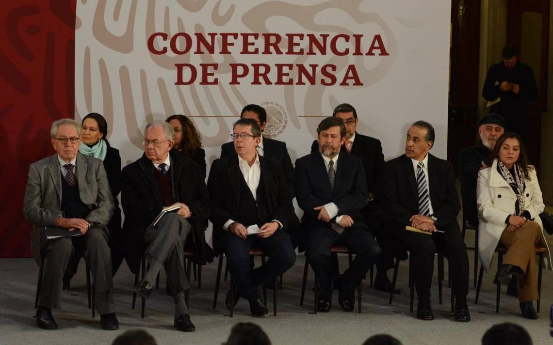 Recibe Senado propuesta de Jenaro Villamil como director de el Sistema Público de Radio y Televisión