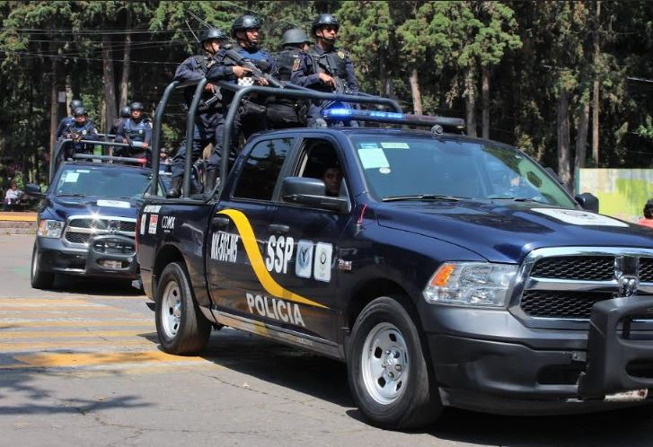 Operativo contra extorsiones permite captura de seis personas en Iztapalapa