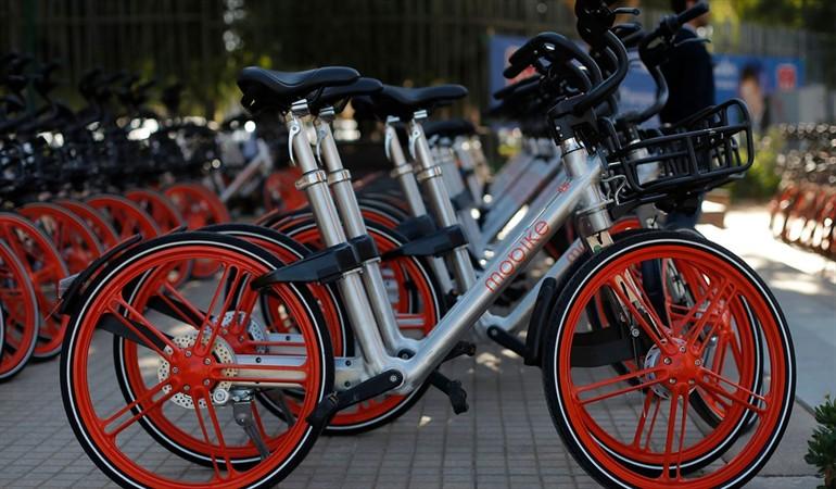 Bicis y Motopatines no podrán estacionarse en cualquier lugar