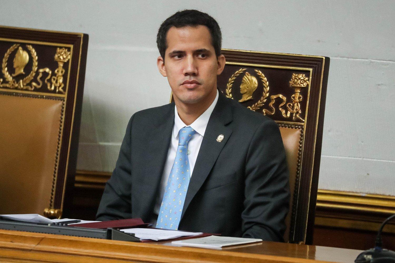 Continuarán relaciones diplomáticas: Juan Guaidó